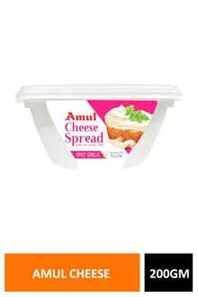 Amul Cheese Garlic Spread 200gm