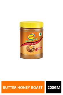 Sundrop Peanut Butter Honey Roast 200gm