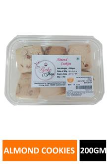 Tbs Almond Cookies 200gm