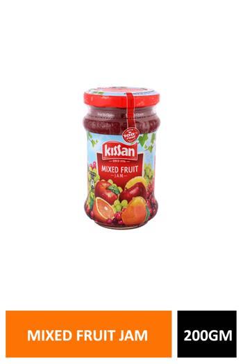 Kissan Mixed Fruit Jam 200gm