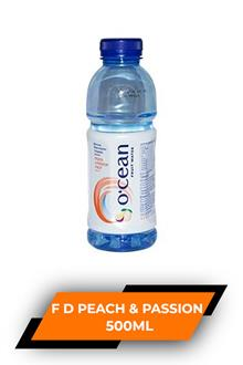 Ocean Fruit Drink Peach & Passion 500ml