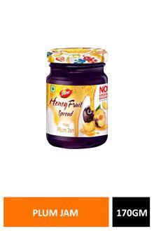 Dabur Honey Fruits Plum Jam 170gm