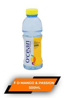 Ocean Fruit Drink Mango & Passion 500ml