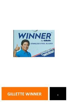Winner Gillete