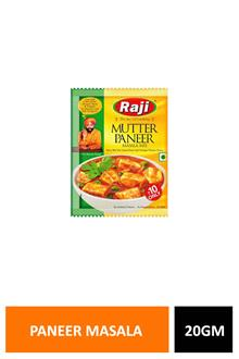 Rajis Mutter Paneer Masala 20gm
