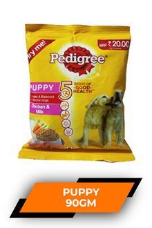 Pedigree Puppy 90gm