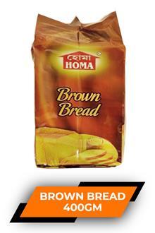 Homa Brown Bread 400gm