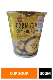Picnic Corn Cheese Cup Soup 30gm
