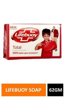 Lifebuoy Total Soap 62gm