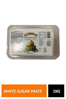 Cake White Sugar Paste (fondent) 1kg