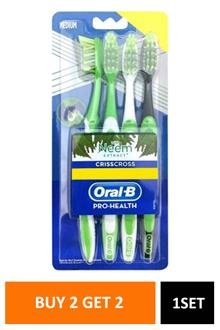 Oral B B2g2 Crisscross tb