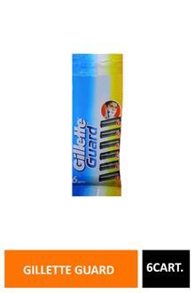 Gillette Gaurd 6cart