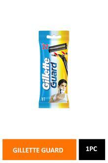 Gillette Guard Razor 6cart