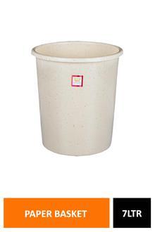 All Time Waste Paper Basket 7ltr