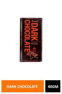 Amul Dark Chocolate Fruit Nut 40gm