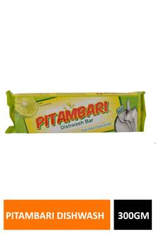 Pitambari Dishwash Bar 300gm