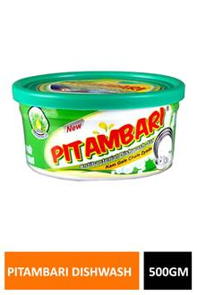 Pitambari Dishwash Bar 500gm