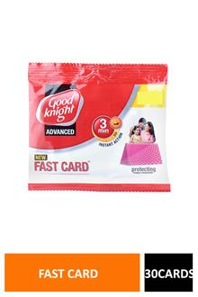 Goodnight Fast Card 30 Cards