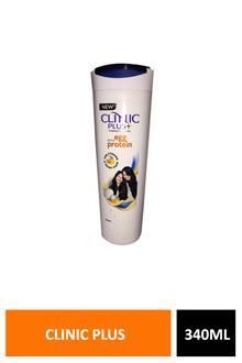 Clinic Plus Strength & Shine Shampoo 340ml