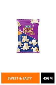 Act Ii Sweet & Salty Popcorn 45gm