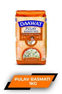 Daawat Pulav Basmati Rice 1kg