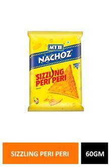 Act Ii Nachoz Sizzling Peri Peri 60gm