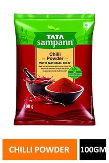 Tata Sampann Chilli Powder 100gm