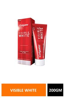 Colgate Visible White 200gm