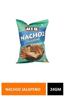 Act Ii Nachoz Jalapeno 24gm