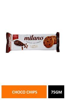 Parle Milano Choco Chips 75gm