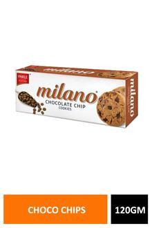 Parle Milano Choco Chips 120gm