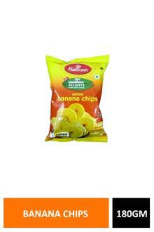 Haldiram Yellow Banana Chips 180gm