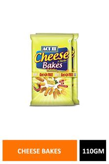 Act Ii Cheese Bakes H 110gm