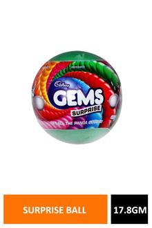 Cadbury Gems Surprise Ball 17.8gm