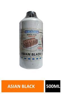 Bluestar Asian Black Liquid Colour 500ml