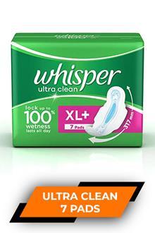 Whisper Ultra Clean Xl+ 7p