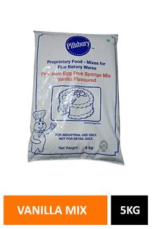 Pillsbury Egg Free Vanilla Cake Mix 5kg