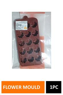 Silicon Chocolate Mould Flower