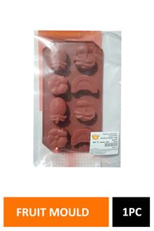 Silicon Chocolate Mould Fruit