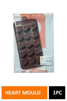 Silicon Chocolate Mould Heart