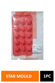 Silicon Chocolate Mould Star