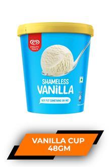 Walls Sundea Vanilla Cup 48gm