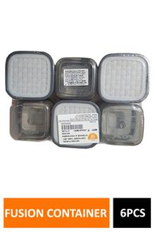 Nayasa Fusion Container 130ml Set Of 6