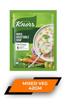 Knorr Soup Mixed Veg 42gm