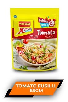 Wai Wai Tomato Fusilli 65gm