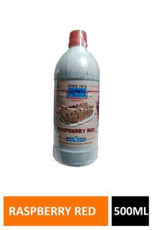 Bluestar Raspberry Red Liquid Colour 500ml