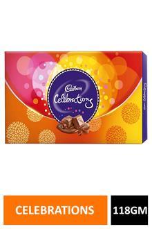 Cadbury Celebration 118.8gm