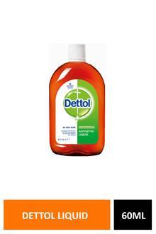 Dettol Liquid 60ml