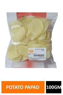 Bk Potato Papad 100gm