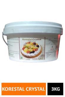Korestal Crystal Cake Glaze 3kg